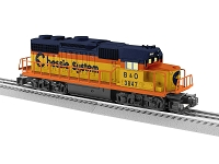 Lionel Chessie System LionChief GP38 #3847