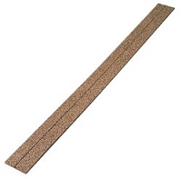 N Cork Roadbed Strips (36