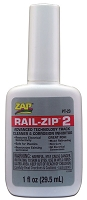 Pacer Rail-Zip Track Cleaning Fluid -- 1oz