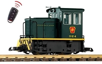 PIKO G Scale PRR 25-Ton Diesel, Battery R/C