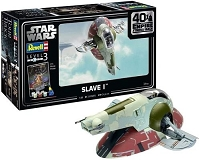 Revell 1:88 Star Wars Slave I - 40th Anniversary