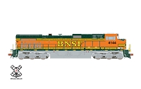 Scaletrains Rivet Counter HO Scale GE DASH 9-44CW, BNSF/Heritage II (R3) w/Sound/DCC - #4158