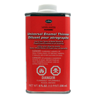Model Master(R) - Enamel Thinners - 8oz - Can