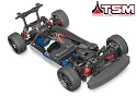 4-Tec 2.0 VXL: 1/10 Scale AWD Chassis with TQi Traxxas Link Enabled 2.4GHz Radio System & Traxxas Stability Management (TSM)