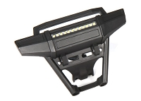 Traxxas 9096 Bumper, front (with LED lights) (replacement for #9035 front bumper)