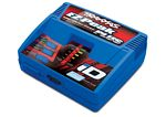 Charger, EZ-Peak Plus, 4 amp, NiMH/LiPo with iD Auto Battery Identification