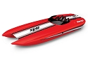 DCB M41 Widebody:  Brushless 40' Race Boat with TQi Traxxas Link Enabled 2.4GHz Radio System & Traxxas Stability Management (TSM)
