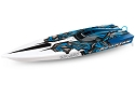 Spartan:  Brushless 36' Race Boat with TQi Traxxas Link Enabled 2.4GHz Radio System & Traxxas Stability Management (TSM)