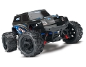 LaTrax Teton: 1/18 Scale 4WD Electric Monster Truck - BLUE