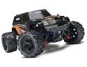 LaTrax Teton: 1/18 Scale 4WD Electric Monster Truck - ORANGE