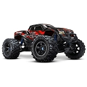 X-Maxx®: Brushless Electric Monster Truck with TQi Traxxas Link Enabled 2.4GHz Radio System & Traxxas Stability Management (TSM)®