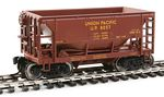 24' Minnesota Ore Car 6-Pack - Ready to Run -- Union Pacific(R) Set #1 (Boxcar red, yellow)