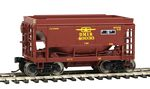 24' Minnesota Taconite Ore Car 4-Pack - Ready To Run -- Duluth, Missabe & Iron Range (T-Bird) #40001, 40015, 40029, 40030
