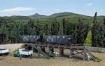 Coal Trestle -- Kit - 24-1/2 x 4-3/8 x 1-3/4