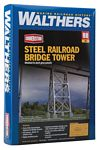 Steel Railroad Bridge Tower -- Kit