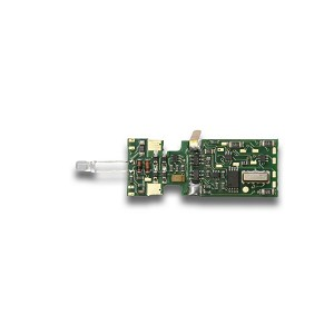 Digitrax DN163M0 Plug N'Play DCC Decoder -- For Micro Trains FT w/FX3 Features & White LEDs