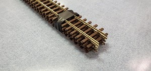 Micro-Engineering, On30 Code 100 Non-Weathered Flex Track (6/pk)