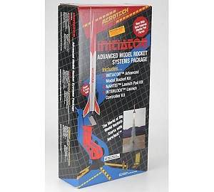 Initiator Systems Package (Includes Initiator Rocket kit, Mantis Launch Pad  & Interlock Controller)