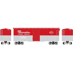 Athearn HO RTR 40' Youngstown Box, NYC/Pacemaker #174186