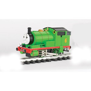 Percy the Small Engine w/Moving Eyes - Thomas & Friends(TM) -- #6 (green)