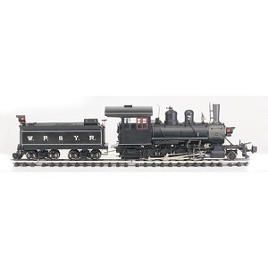 Spectrum Steam Baldwin 2-8-0 Consolidation w/Tender Powered 1:20.3 -- White Pass & Yukon