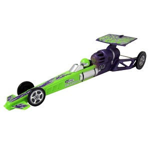 2503 Green Blurzz Dragster