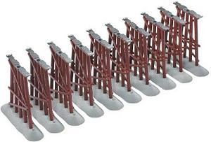 O FasTrack Elevated Trestle Set
