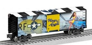 Lionel O27 Boxcar Wings of Angels Jessie Ray