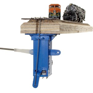 New Rail Models, Blue Point Manual Switch Machine 10-Pack