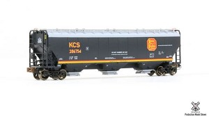 N Scale Greenbrier/Gunderson 5188 Covered Hopper - KCS Belle #286896