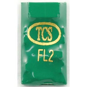 FL2 Function-Only Decoder -- 2 Lighting Functions, Hardwire, JST Socket .83 x .45 x.15