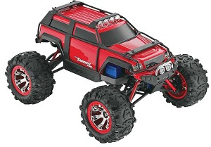 Traxxas, 1/16 Summit VXL Brushless - Red