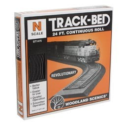 N Track-Bed Roll, 24'