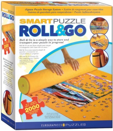 Puzzle Roll & Go Mat for up to 2000pcs